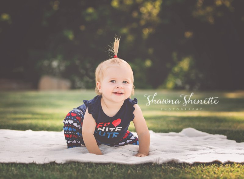 One Year Old Baby Girl Massachusetts Photographer