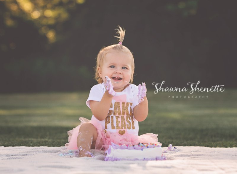 Massachusetts Cake Smash Photographer Baby Girl Worcester Auburn Boston Millbury Holden Grafton Sutton