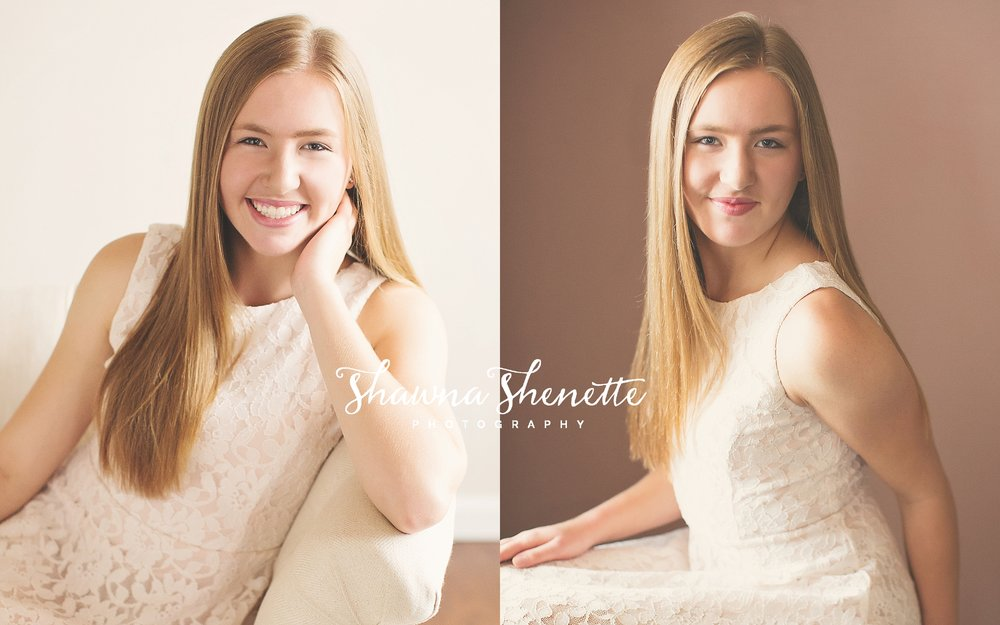 Millbury Photo Studio MA Photographer Massachusetts Headshot photos Contemporary glamour high school senior girl