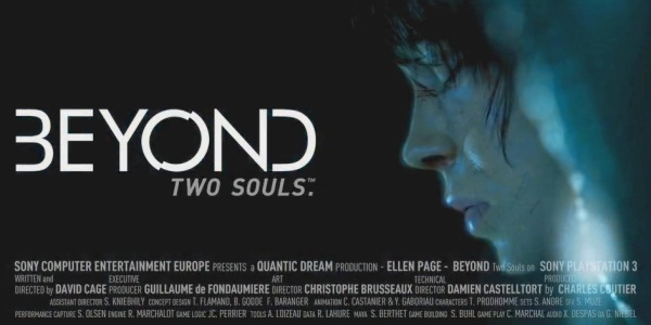 Beyond: Two Souls now has a release date of October 8, 2013