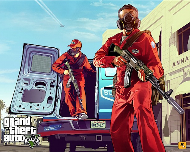 "-Samer Farag    New Grand Theft Auto V Concept Art Unveiled, along with this line by Rockstar:  ""Lots of info coming next month. Get ready.""     Are you ready?"