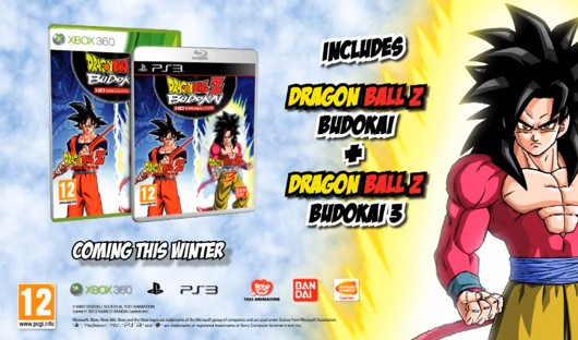 Dragonball Z Budokai: HD Collection Dragonball Z is making a comeback with this HD Collection of Budokai and Budokai 3. There were days and nights that gamers challenged their friends to see who was the best Z-Warrior…those days are now back!