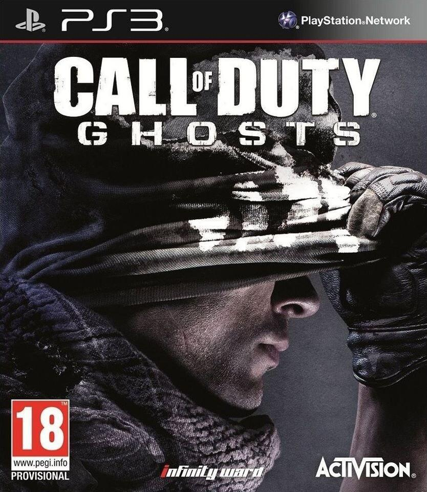 Supposed box art for CoD:Ghosts