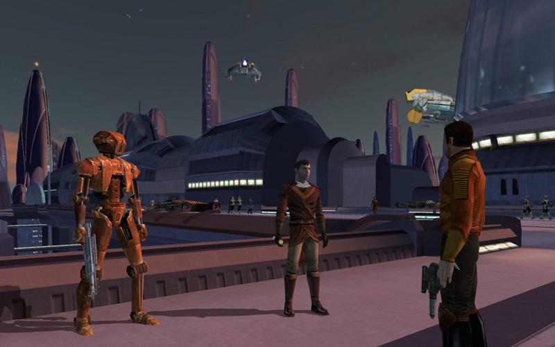 Bioware turned YOU into the Jedi.