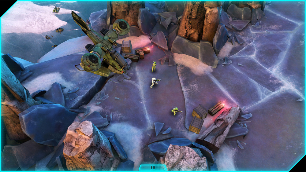 Halo Spartan Assault Screenshot - Hornet Deployment.jpg