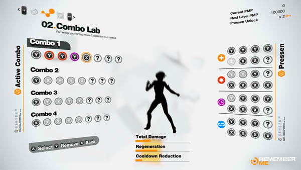Screenshot for 360 version Combo Lab