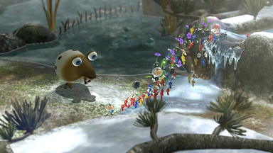 Pikmin 3 has not been confirmed for E3, but it is due out in August.