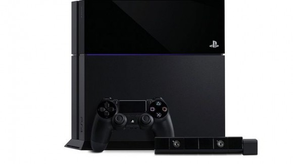 They finally showed the PS4, and I must say, it's quite sexy.