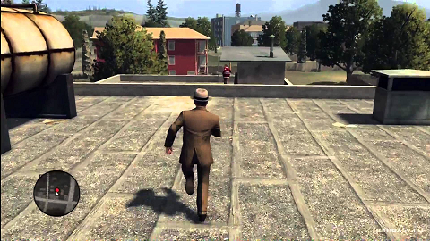 L.A. Noire : don't run people over.