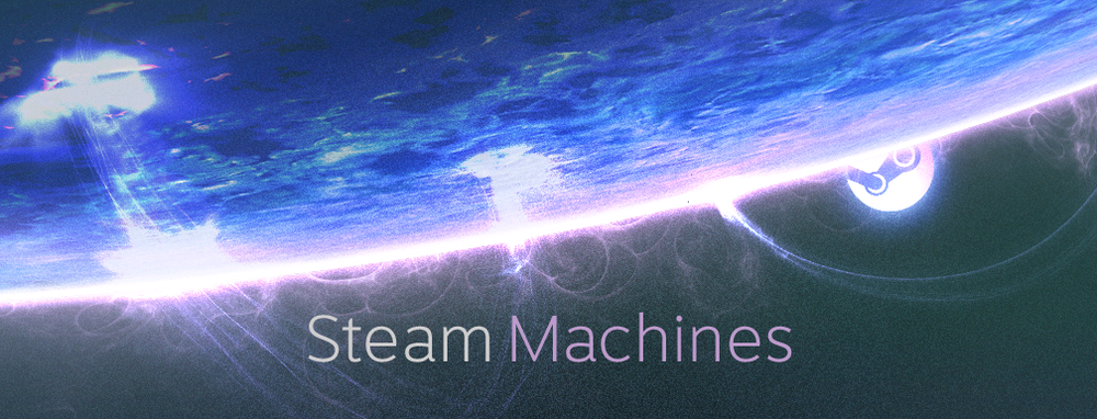 Although it is not finalized, this is the current design for a Steam Machine. Its size has not been confirmed.