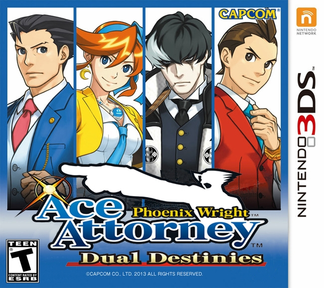 Publisher: Capcom Developer(s): Capcom Platform(s): Nintendo 3DS Release date(s): October 24, 2013 (NA, EU, eShop only) July 25, 2013 (JP) Player(s): 1 Genre: Visual Novel