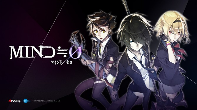 Publisher(s): Aksys Games  Developer(s): Acquire, ZeroDiv  Console: PlayStation Vita  Release Dates: JP: August 1, 2013/ NA: May 27/ EU: May 28  Genre: JRPG  Players: Single  Rating: T ( Blood, Fantasy Violence, Language, Partial Nudity & Use of Tobacco