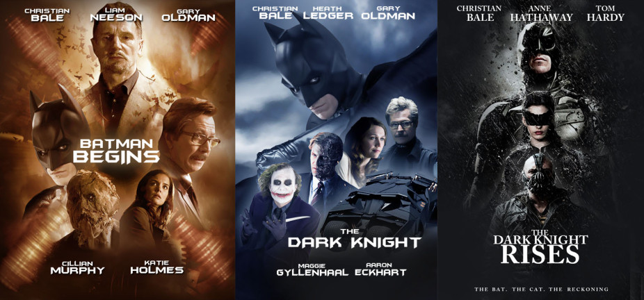 DC may have made the three best comic book movies ever made.