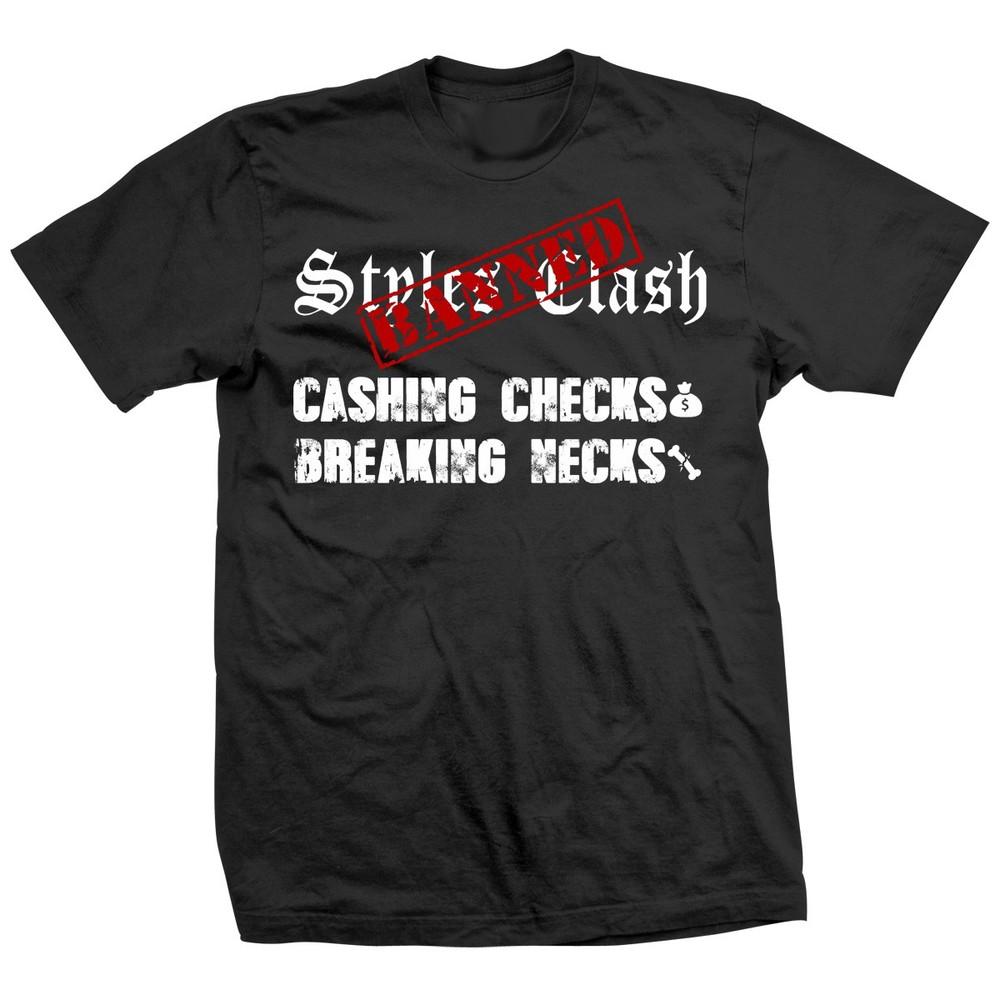 Credit Pro Wrestling Tees