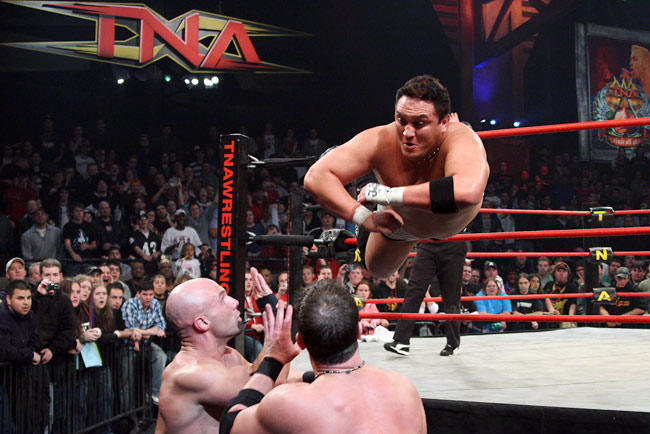 Credit Impact Wrestling