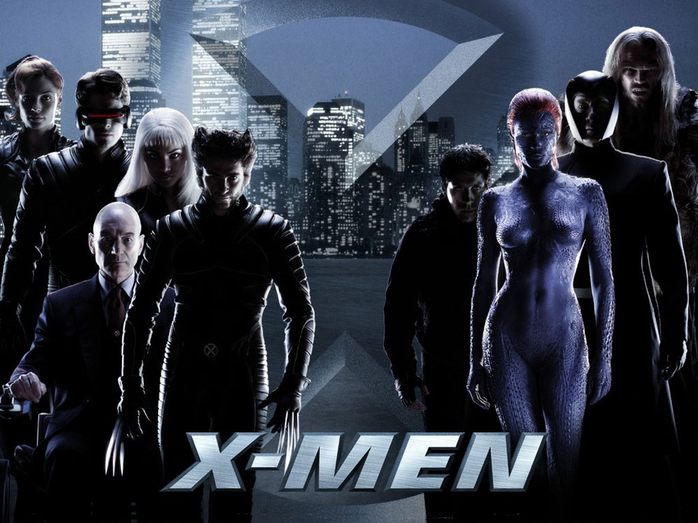 We are calling this X-men, but we should call it Wolverine. Also, Ray Park is in the first one, and he's fantastic. More Ray Park casting is what I'm really saying...