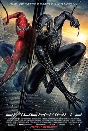 Yes, I specifically used this image to make fun of Spider-man. Also to mention our podcast where we did audio commentary for Spider-man 3. Go check it out on the top of the page under podcasts...