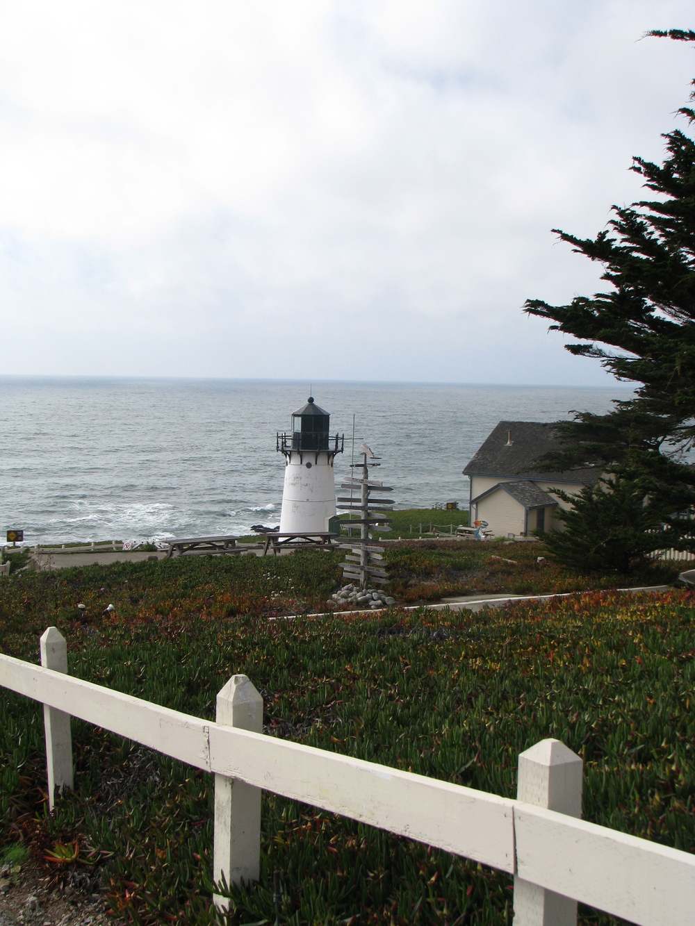 Lighthouse- Montara, CA