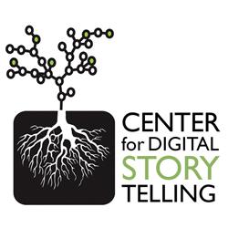 """""""Center for Digital Storytelling"""" icon"""
