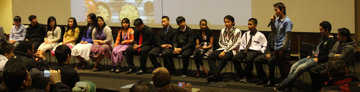 Refugee Youth: Overcoming discrimination with pride