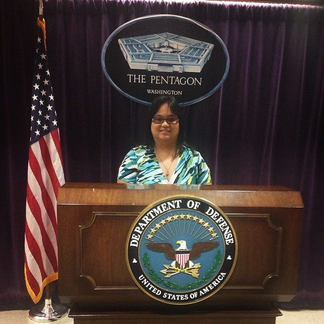 Lisa Martinez '13, intern at Prime Advocacy