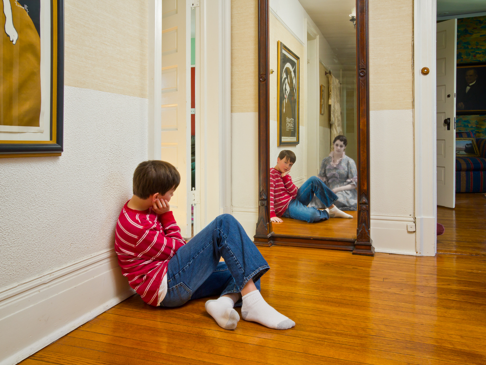 """Kevin in the Hallway, archival digital pigment print, 30x40"""""""