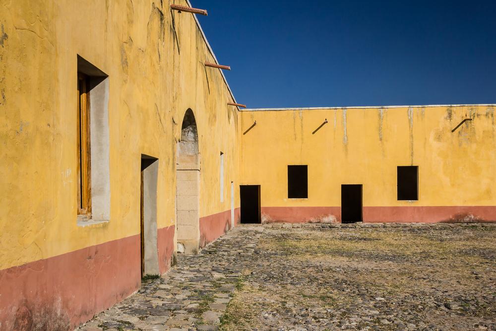Prison, Isla de Mezcala, Lake Chapala, Mexico