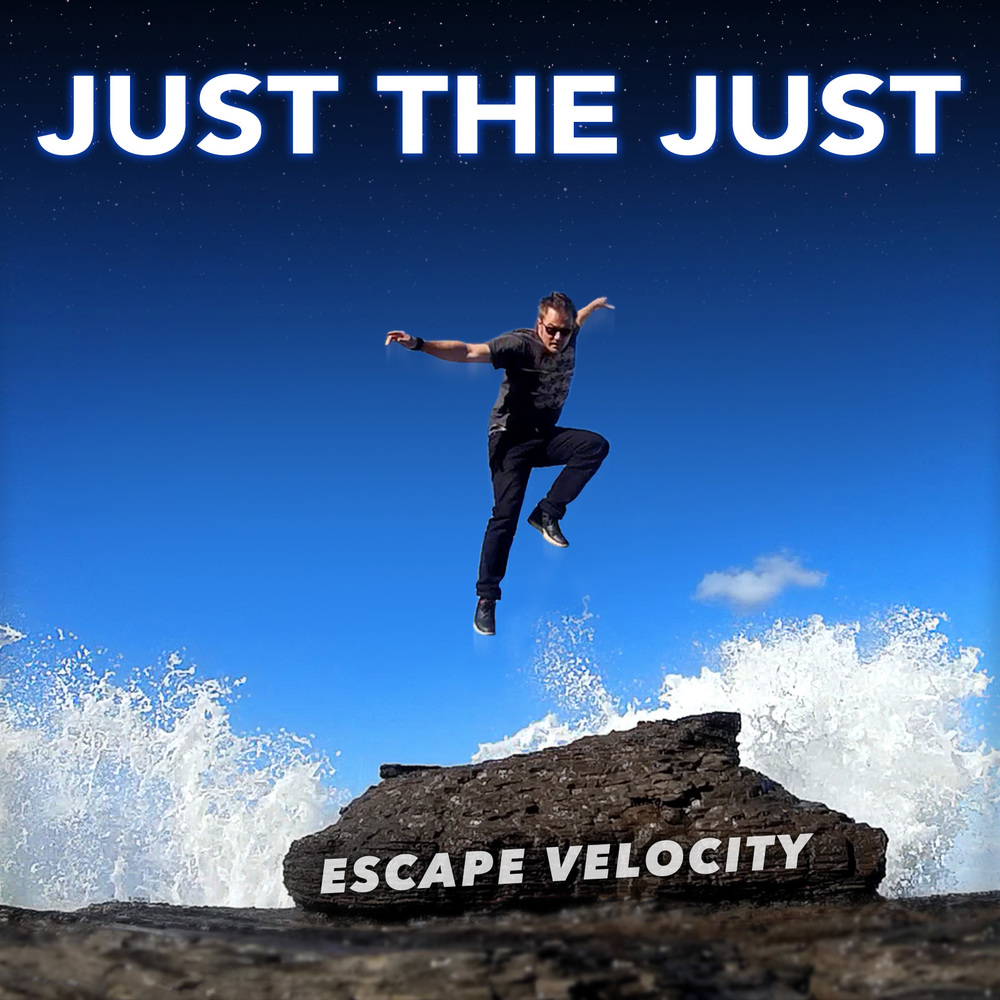 """Escape Velocity"" is my first album release."