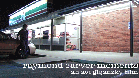 Raymond Carver Moments
