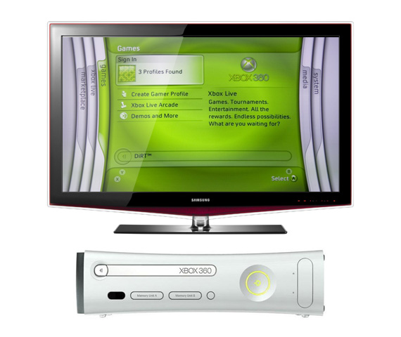 First generation XBOX 360