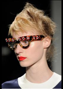Sophia Lulu's glasses
