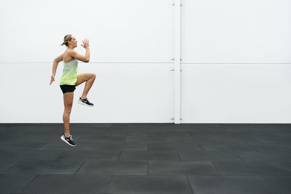 Running technique is a two for one: They are a great 'entry level' into ground reaction forces, and they help enhance running technique and efficiency