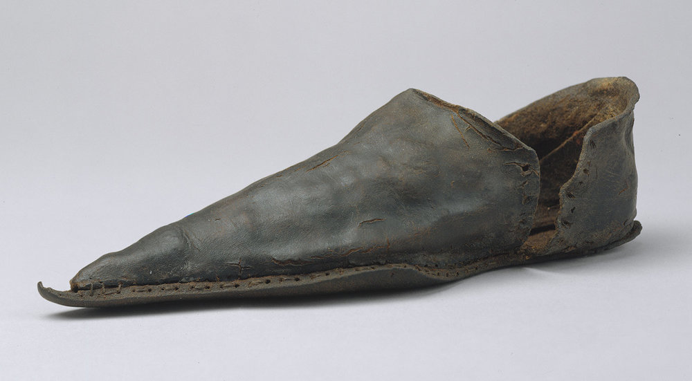 Pouline's: The Nike's of medieval Europe