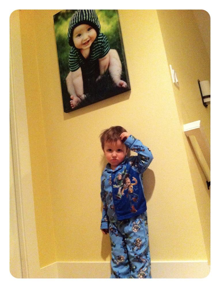 Glenn, age 2