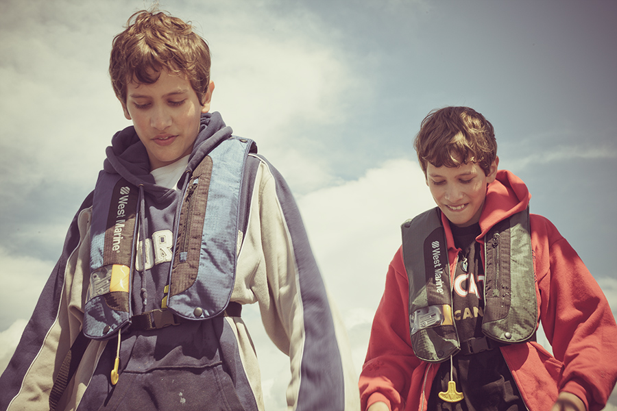 Return Trip from Cutts Island