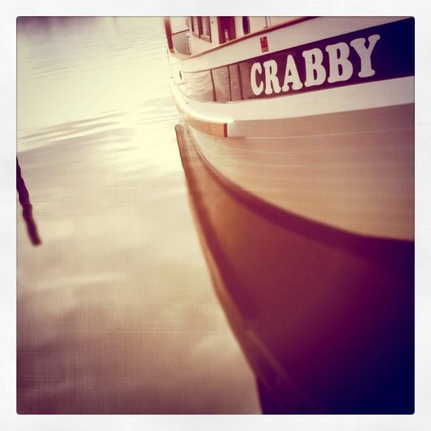First Overnight on...Crabby