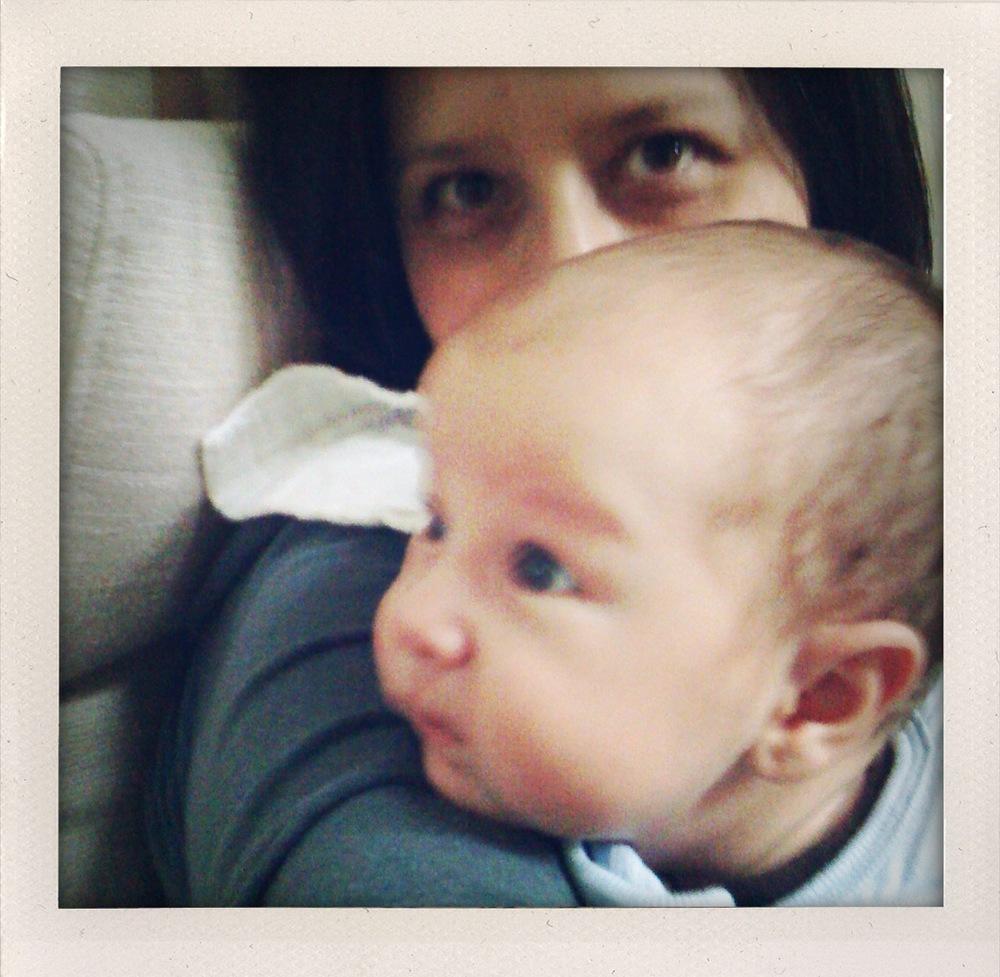 Mommy andGlenn