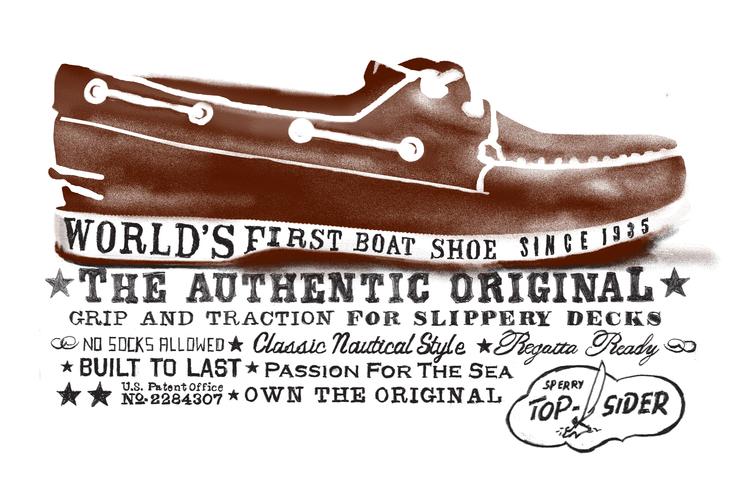 Illustrator Glenn Wolk An illustration to celebrate the brand heritage
