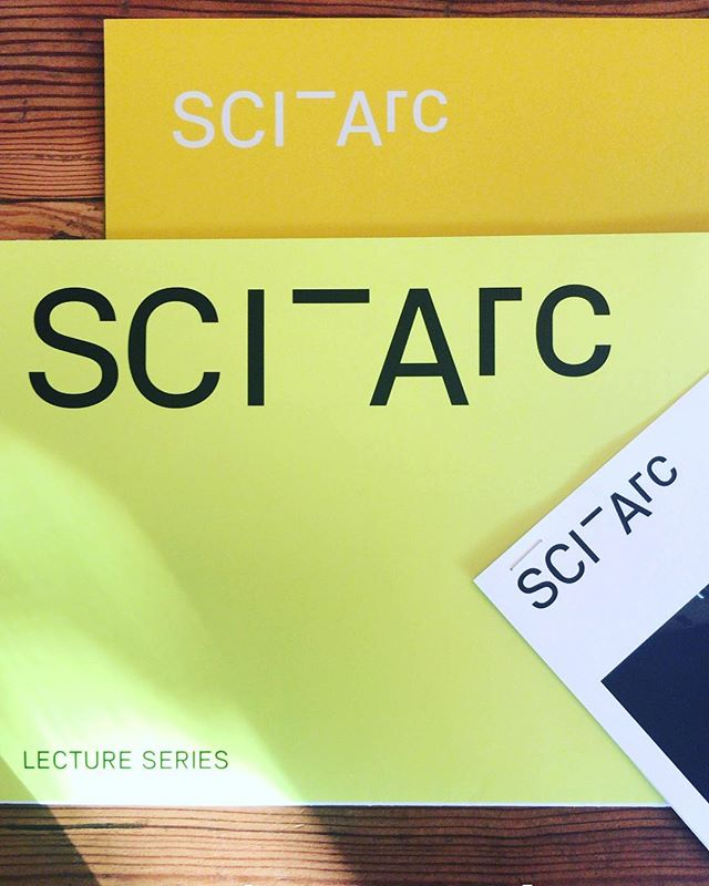 Like this SCI-Arc logo
