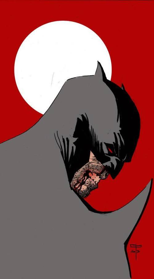 Batman by Germán Peralta
