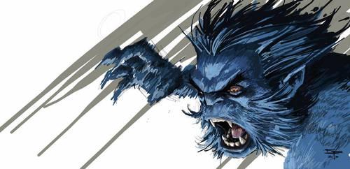 Beast by Germán Peralta