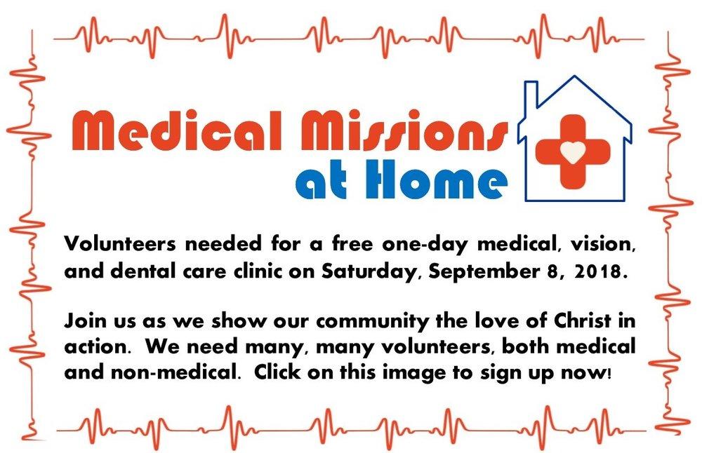 Medical Missions at Home 2018 Volunteer Sign Up Flyer.jpg