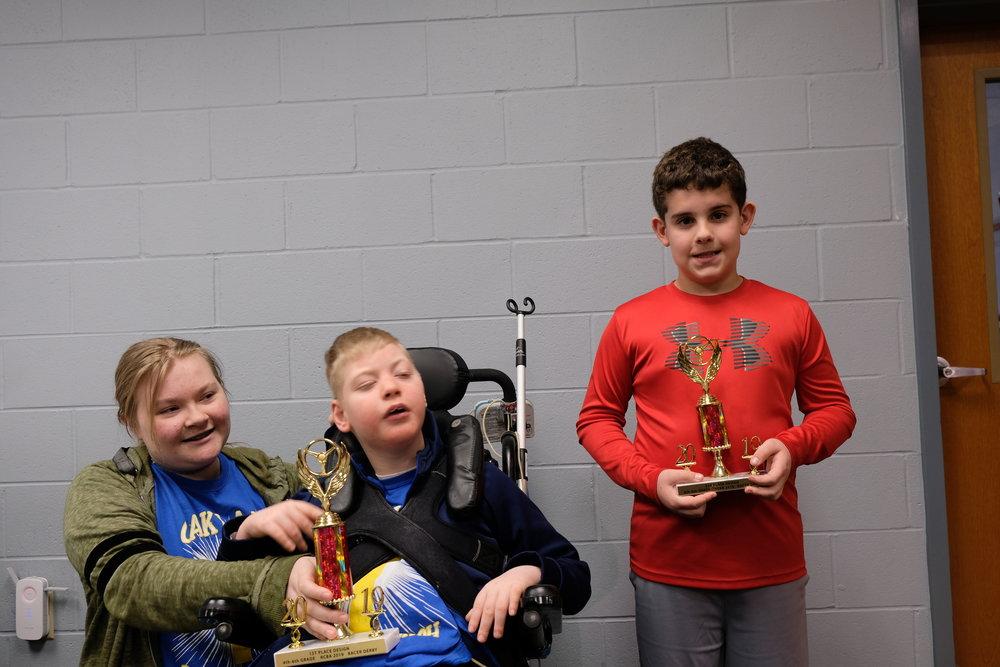 Best in Design 4th - 6th Grades Junior Albin, Oakland and Hunter Brown, Cedar Hill