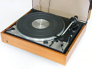 Dual 1229 - all Duals have great German engineering and are a superior choice for a turntable.  This model is 3 speed.