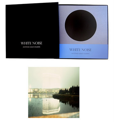 White Noise by Antonio Julio Duarte Special Edition of 50 copies with a 290x290 mm inkjet print, in a clamshell box, all signed and numbered .