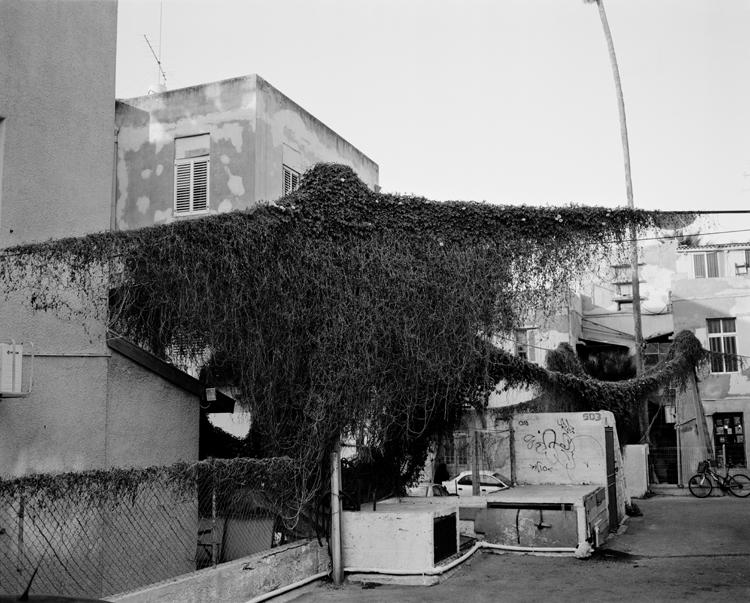 © Jose Pedro Cortes, Street View#2, Tel Aviv, Archival Inkjet print on Baryte paper 100x125 cm, ed.5
