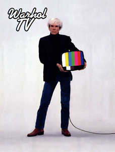 Cover Warhol TV catalogue