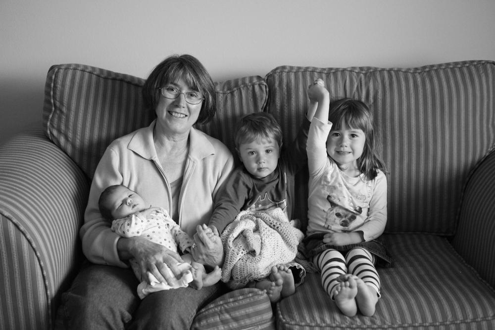 grandma joyce. 2012.