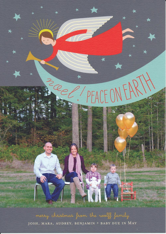 Christmas card - 2012.