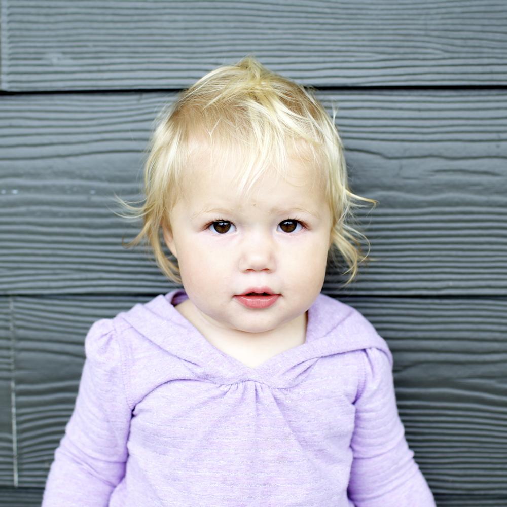 adeline - 16 months.